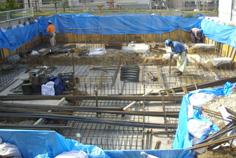 耐震性を高める基礎工事
